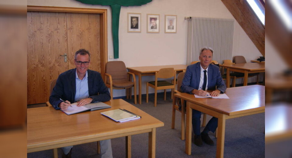 ENRW weiterhin Erdgasversorger in Aldingen