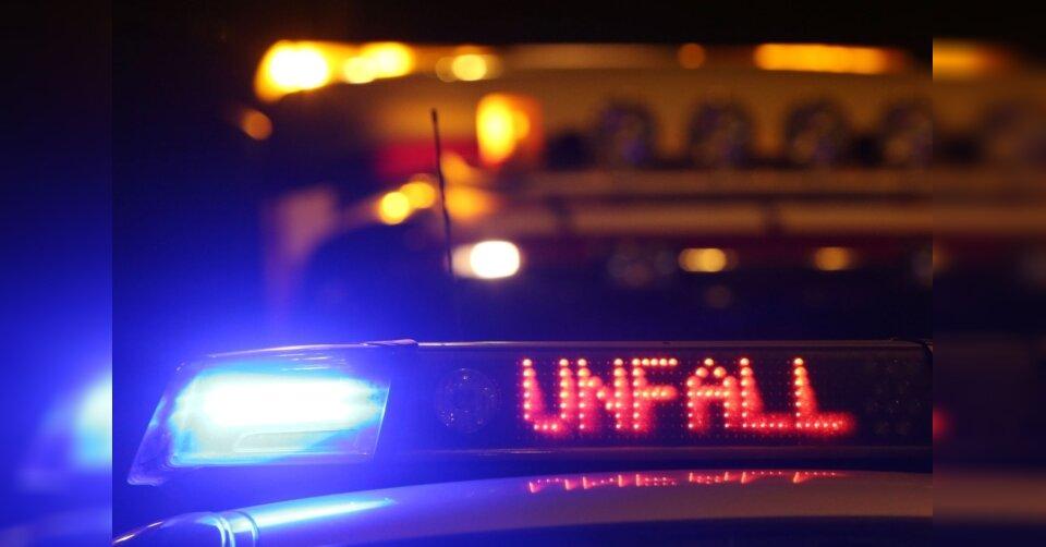 21-Jähriger bei Überholmanöver schwer verletzt
