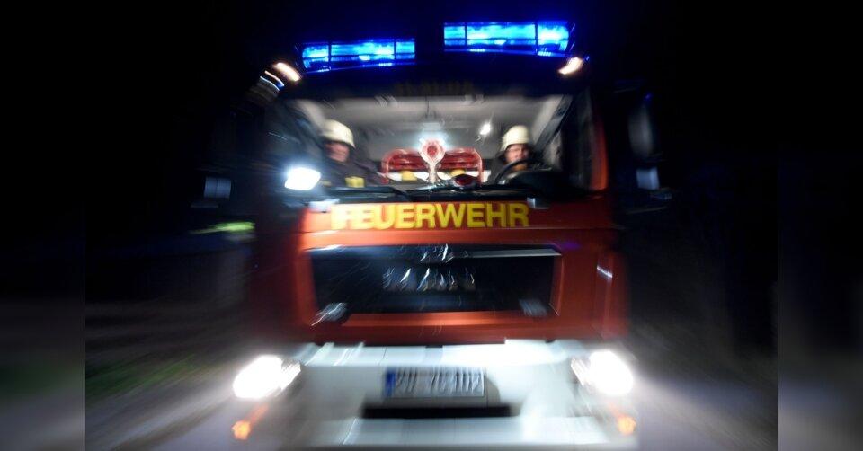 750 000 Euro Schaden nach Brand eines Bauernhofs