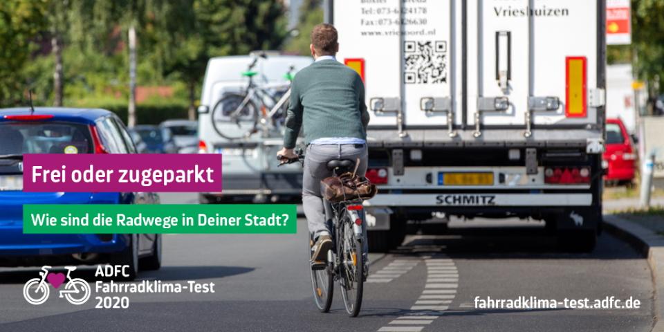 Wie fahrradfreundlich ist Friedrichshafen?