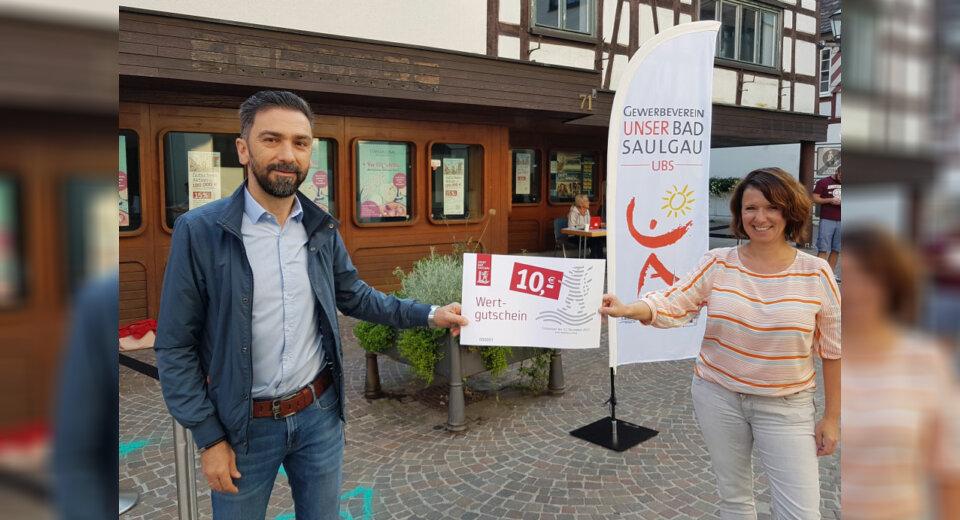 Bad Saulgauer Einkaufsgutscheine sind nach zwei Tagen vergriffen