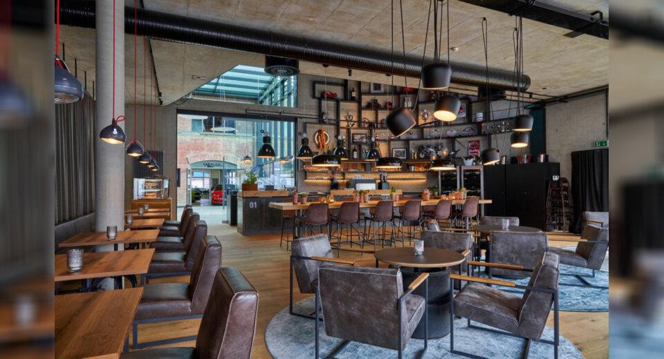 Oldtimerfabrik und Restaurant Lessing's starten durch