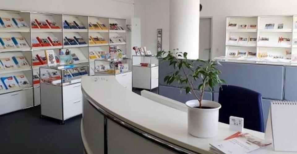 Shop in der Stuttgarter Innenstadt öffnet wieder