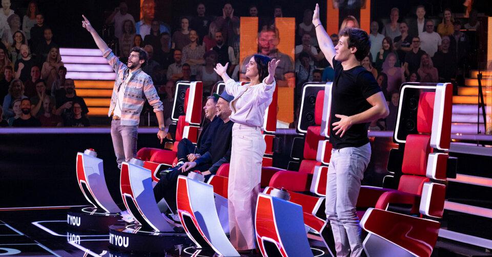 """Die größten Musik-Talente Deutschlands bei """"The Voice Kids"""" auf SAT. 1"""