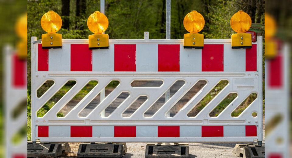 Sperrung der L 318 Leutkirch – Isny