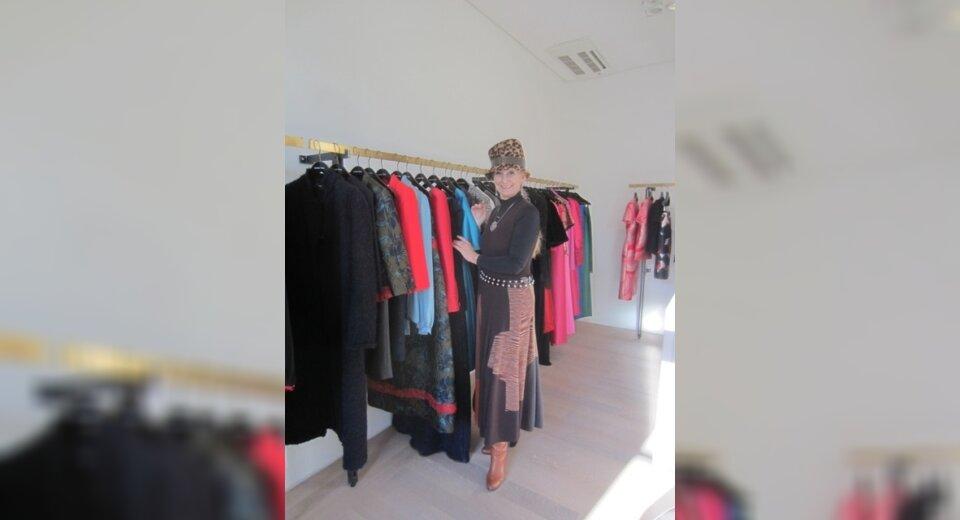 Personalshopper Sonja Grau plädiert im Herbst/Winter für das Strickkleid