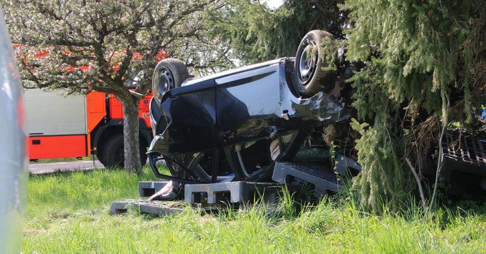 Verkehrsunfall mit tödlichem Ausgang