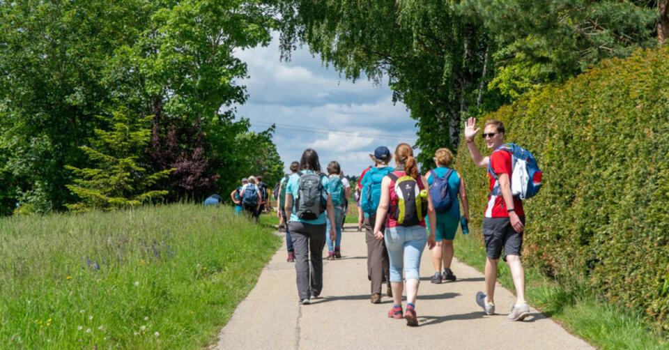 Wanderprogramme für 2021