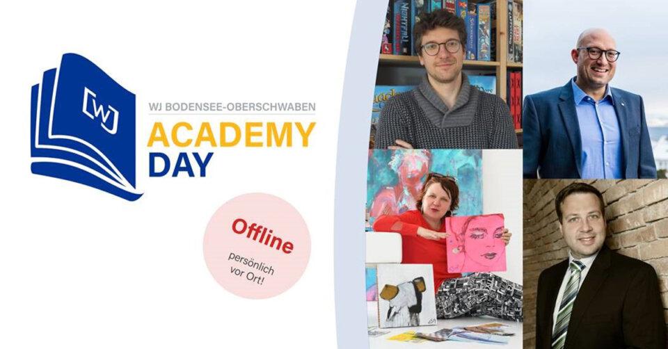 """Wirtschaftsjunioren laden ein zum """"Academy Day"""" – Anmeldungen bis zum 11. Juli"""