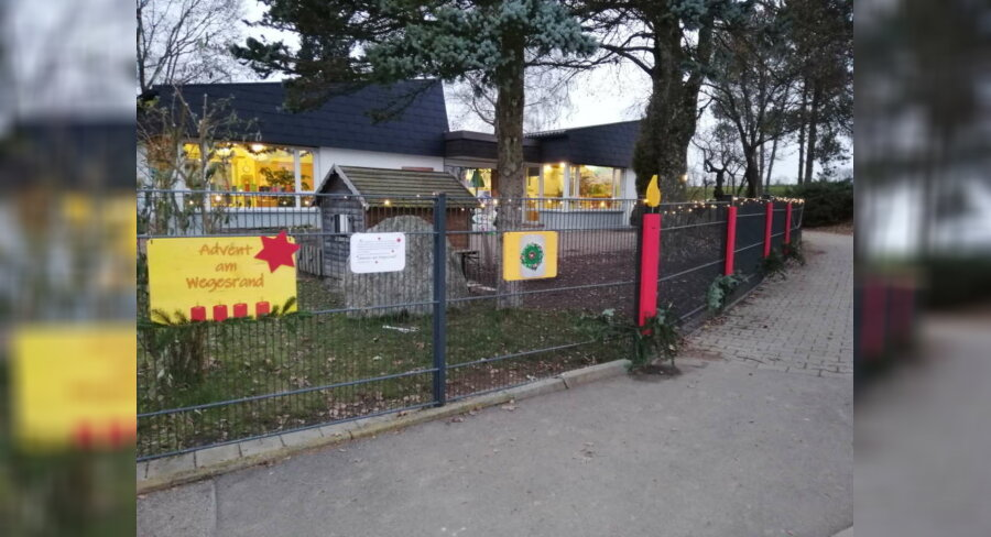"Aulendorf, ""Advent am Wegesrand"""