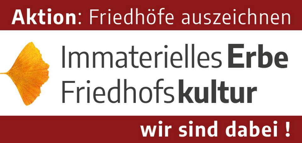 Aktion Friedhöfe Auszeichnen auf dem Aulendorfer Friedhof