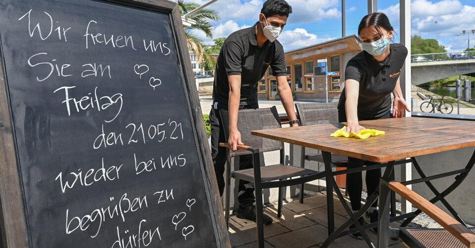Aktualisierte Lockerungen ab Freitag, 21. Mai für den Landkreis Lindau