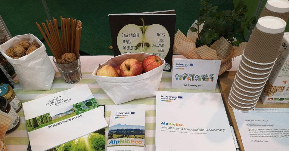 Bioökonomie und Innovation: EU-Projekt AlpBioEco endet bald und veranstaltet eine internationale Abschlusskonferenz