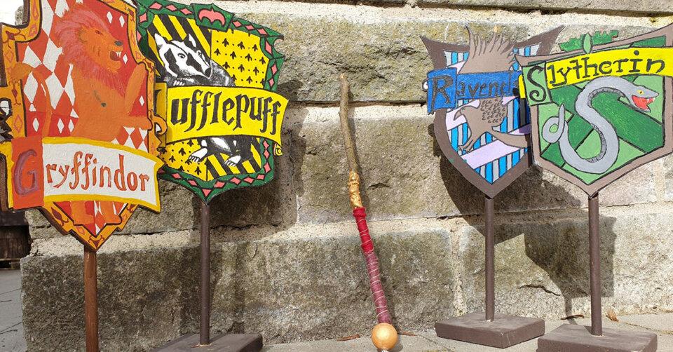 Online auf den Spuren von Harry Potter