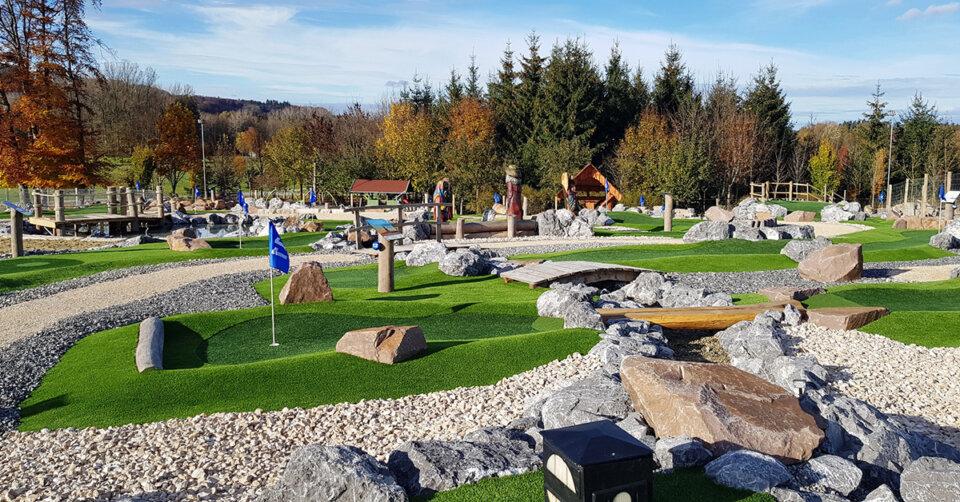 Adventure Golf in Aulendorf: Spannendes Freizeiterlebnis für die ganze Familie