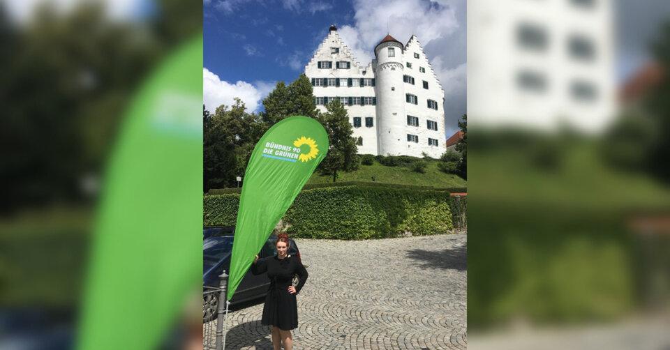 Bundestagsabgeordnete Agnieszka Brugger und Neuwahlen: Freitag 23.7.2021 um 20 Uhr im Gasthaus Rad in Aulendorf