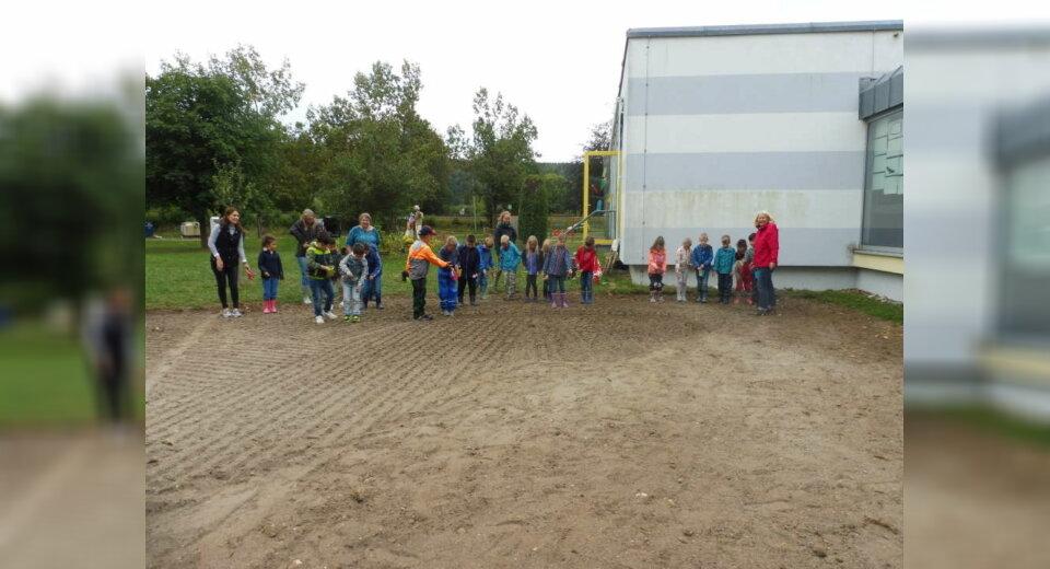 Anton-Braun-Grundschule-Möhringen engagiert sich gegen das Insektensterben