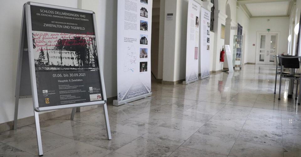 Wechselausstellung: Jüdische Schicksale in Zwangsaltenheimen und Psychiatrie
