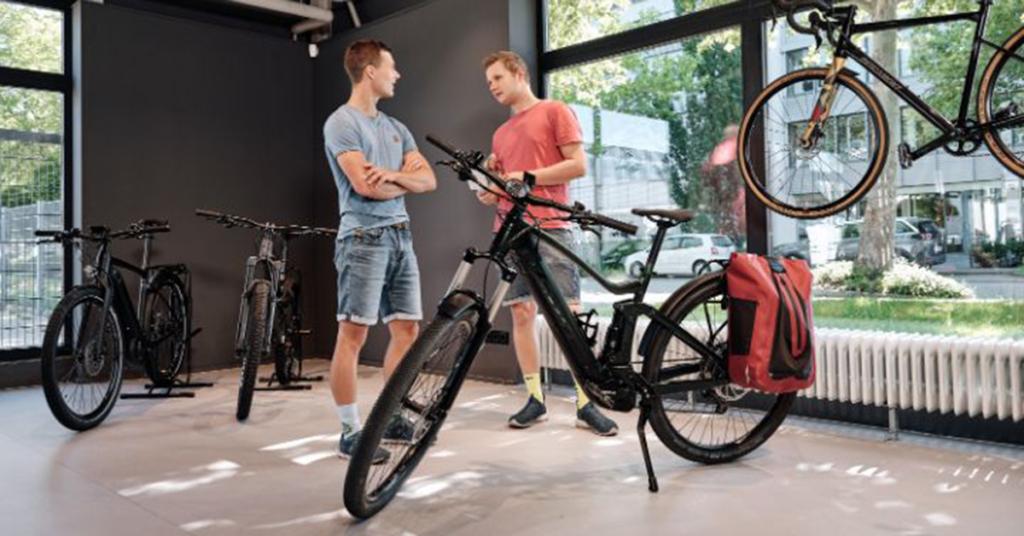 Mehr als 40.000 Firmen in ganz Deutschland bieten JobRad an - vom kleinen Handwerksmeister bis zum Großkonzern