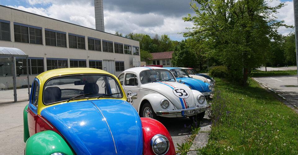 Autokino Weingarten: Im VW Käfer mitschauen