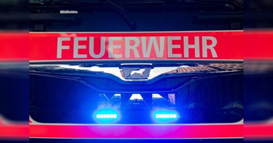 Autowerkstatt brennt komplett aus: Rund 500.000 Euro Schaden