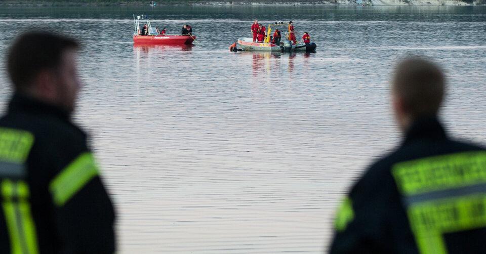 Lebloser Mann nach Badeunfall gerettet