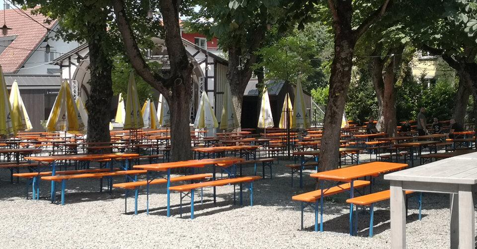 """Kulturveranstaltung für mehr Toleranz und Vielfalt am ursprünglich langen Rutenfest-Wochenende für alle: """"Bunter Biergarten"""" im Bärengarten"""