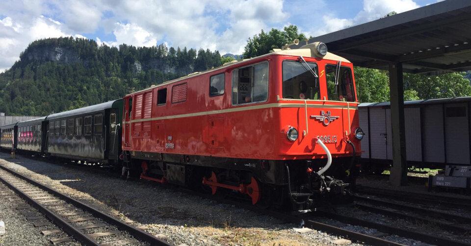Auf schmaler Spur zu großem Erfolg – Bregenzerwälderbähnle mit dem Österreichischen Bahnkulturpreis 2020 ausgezeichnet