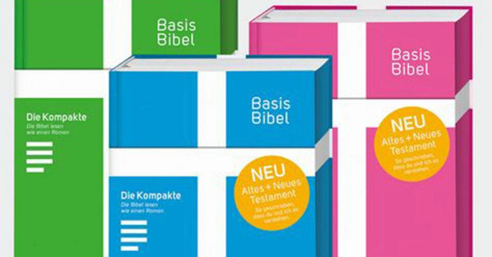BasisBibel: Weltweit ist sie die erste Bibel, die schon bei der Übersetzung die Anforderungen des digitalen Lesens berücksichtigt