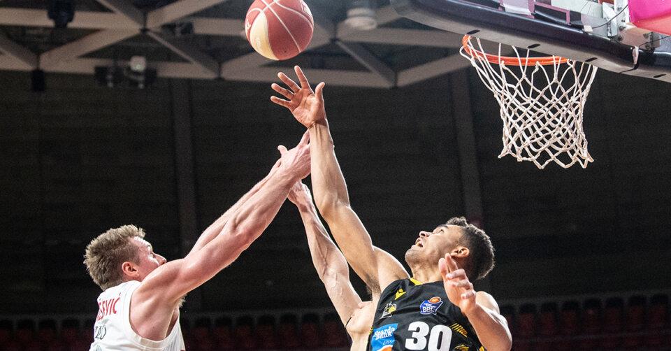 FCB-Basketballer können am Freitag den Finaleinzug perfekt machen