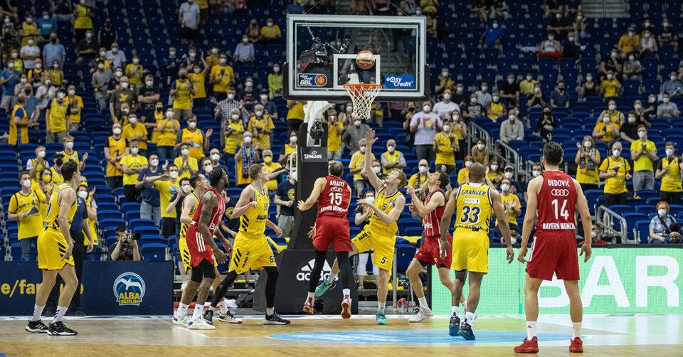 FCB-Basketballer verlieren das erste Endspiel in der Hauptstadt