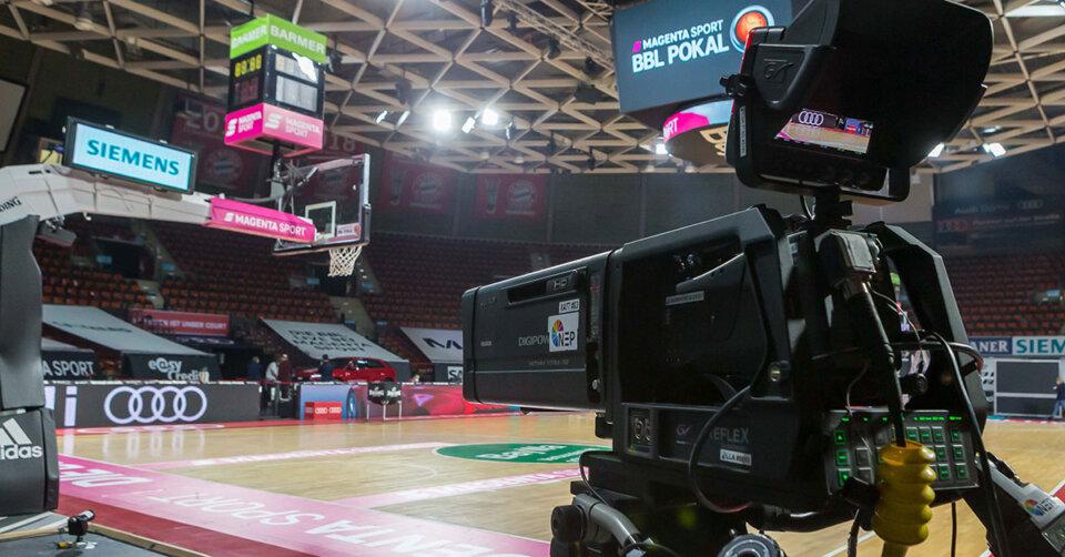 Das Basketball-Pokalfinale muss nachgeholt werden