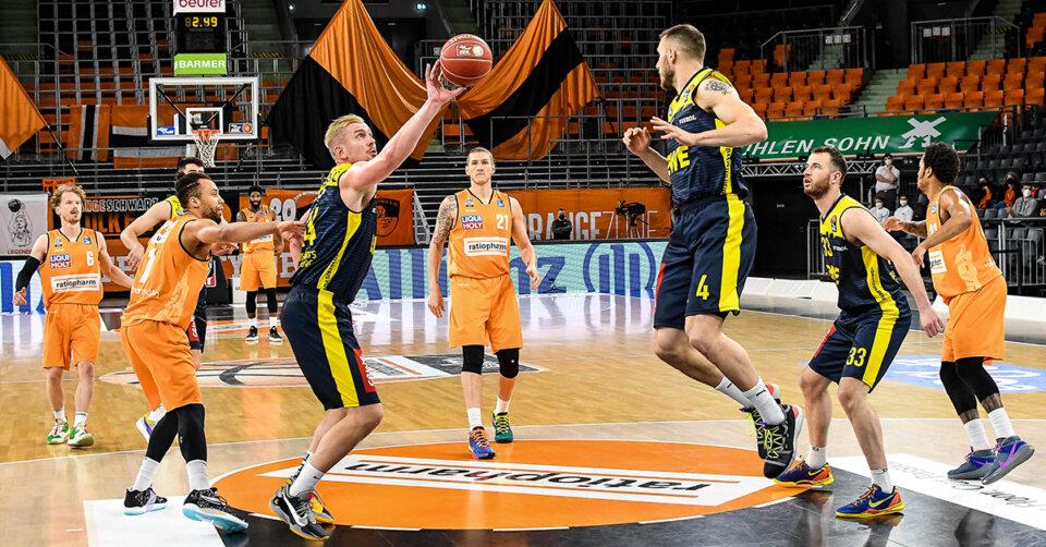 Ulmer Basketballer machen den Halbfinaleinzug perfekt