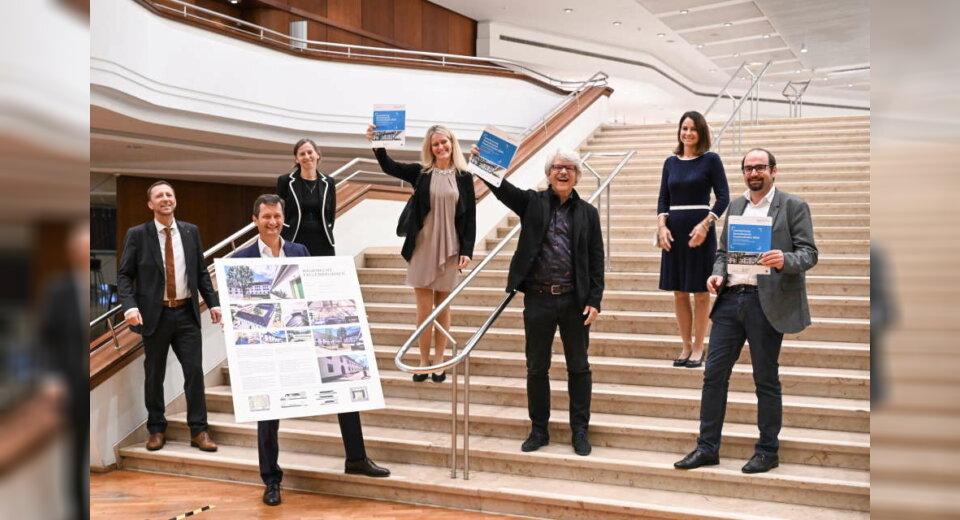 Wohnbebauung Allmand-Carré wird mit Häfler Baukulturpreis ausgezeichnet