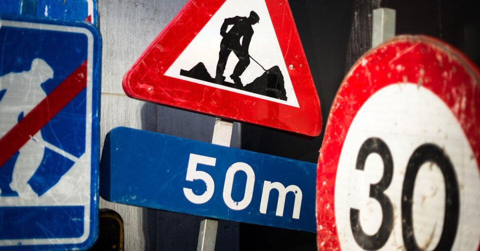 Verkehrsbehinderung wegen Bauarbeiten auf der B31 zwischen Fischbach und Manzell