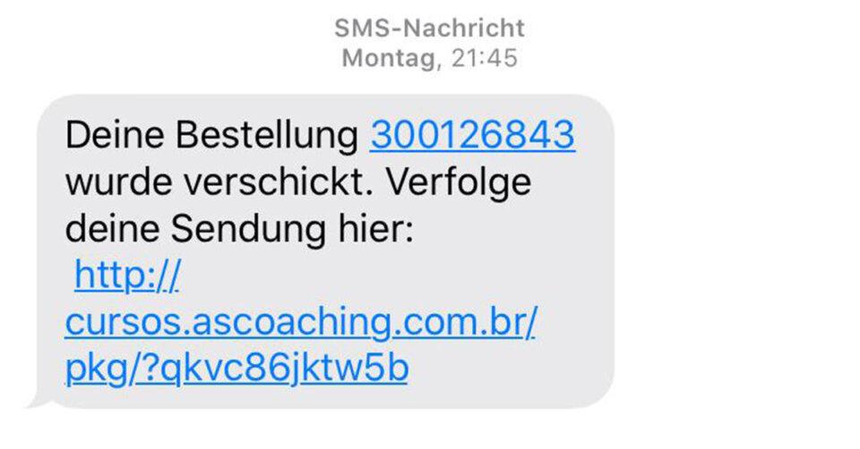 Die Polizei Ravensburg warnt vor Betrugsmasche