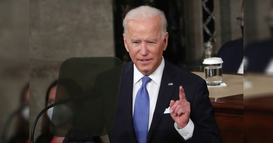 Biden beschwört vor US-Kongress amerikanischen Neuanfang