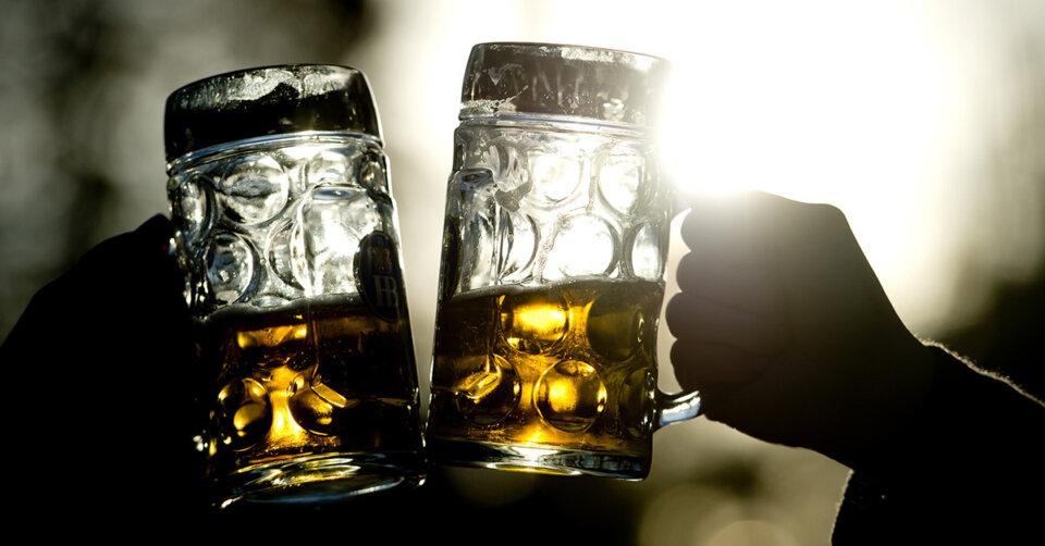 Regionales Bier hat Tradition und schmeckt