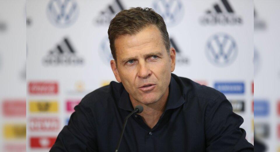 Bierhoff sieht Nationalteam vor großen Aufgaben