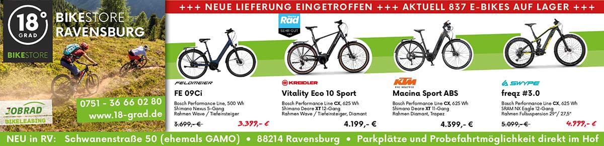 Bike Store Ravensburg