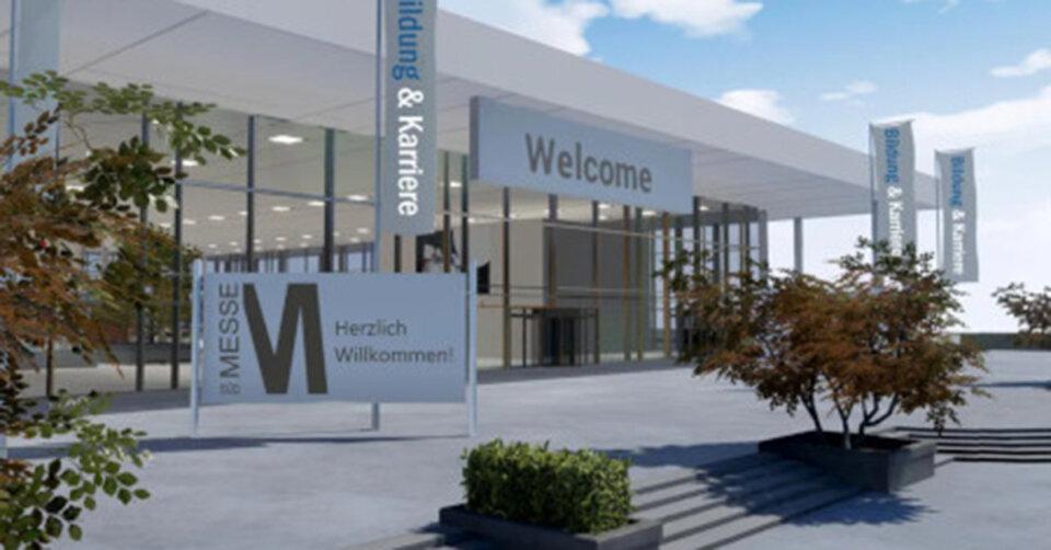 """Virtuelle Messe """"Bildung & Karriere Bodensee – Allgäu – Oberschwaben"""" mit Bewerbungscoaching Kompakt"""