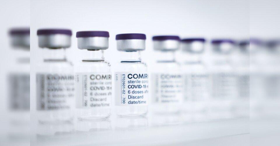 Biontech stellt Antrag auf Impfstoffzulassung für Kinder