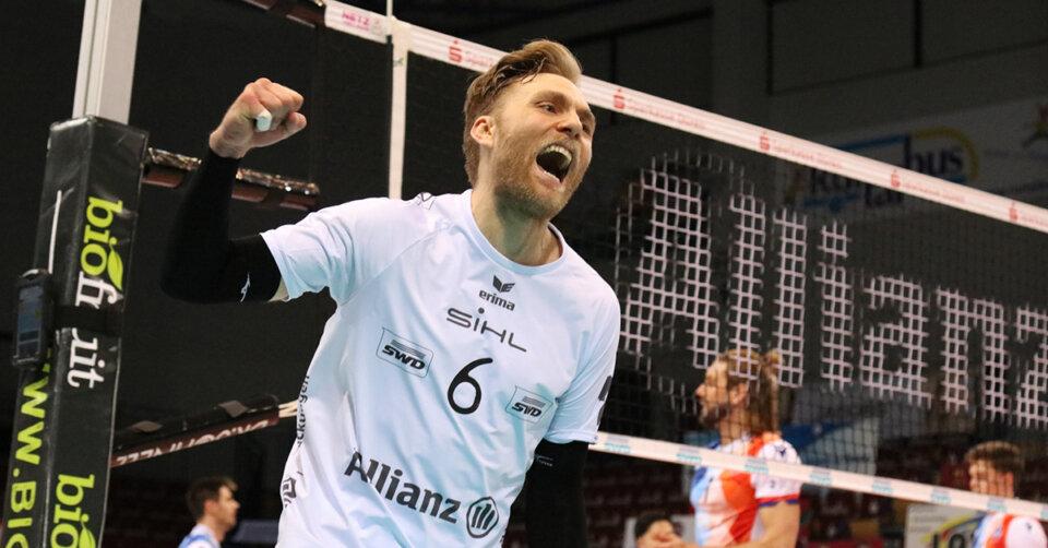 VfB-Volleyballer geben ihren ersten Neuzugang bekannt