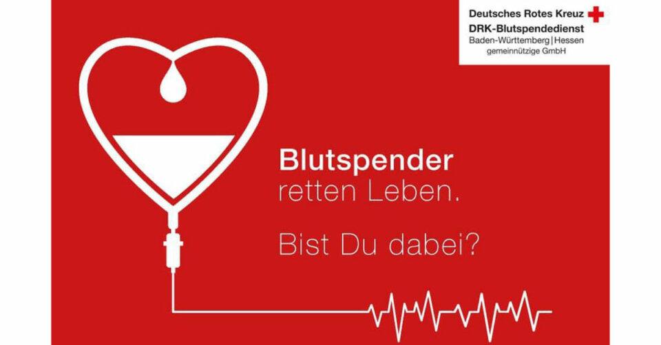 Blutspenden weiterhin gestattet, sicher und wichtig