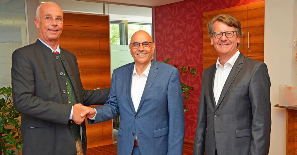 Vorstand der BodenseeBank wieder komplett