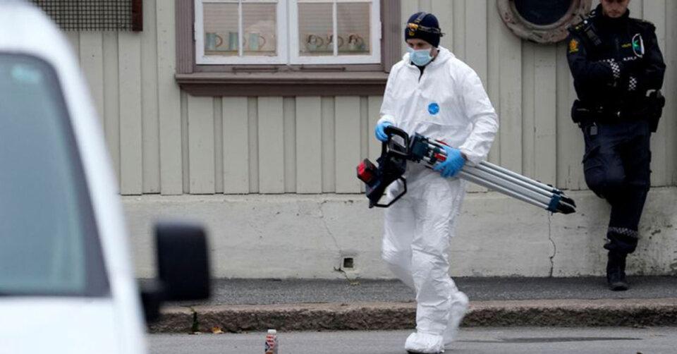 Trauer und Fassungslosigkeit: Bogenangriff in Norwegen – Polizei geht von Terrorismus aus