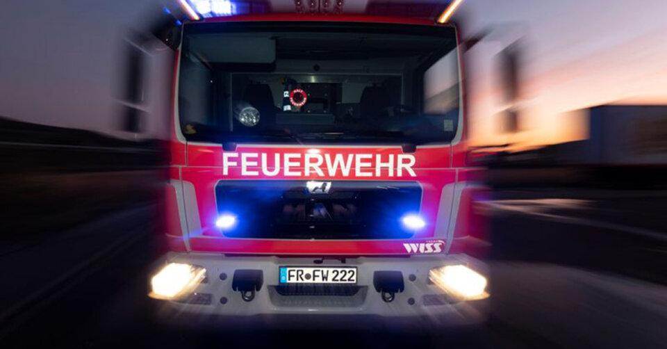 Brand in Konstanzer Gefängnis: Vier Männer in Klinik