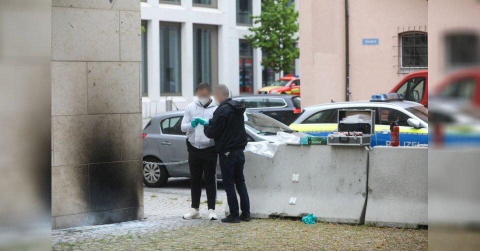 Brandanschlag auf Synagoge: Kretschmann verurteilt Tat