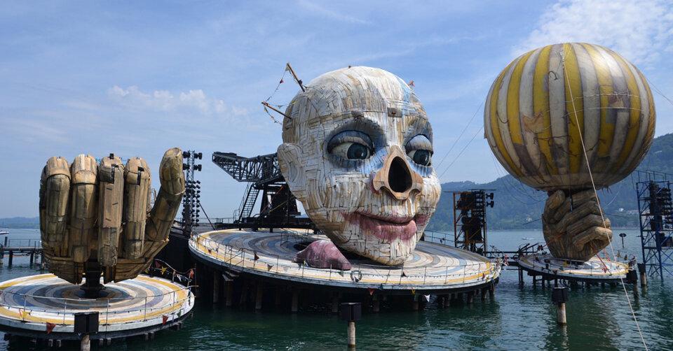 Spektakuläres, Historisches, Neues: Die Bregenzer Festspiele planen für den Sommer 2021 ein vielseitiges Programm