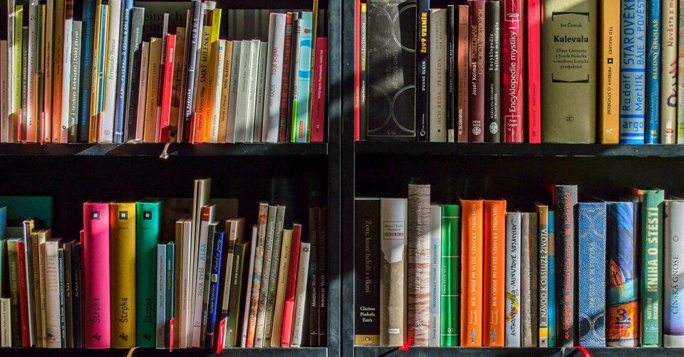 Der Flohmarkt in der Stadtbibliothek beginnt